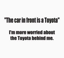 Toyota by TexTs