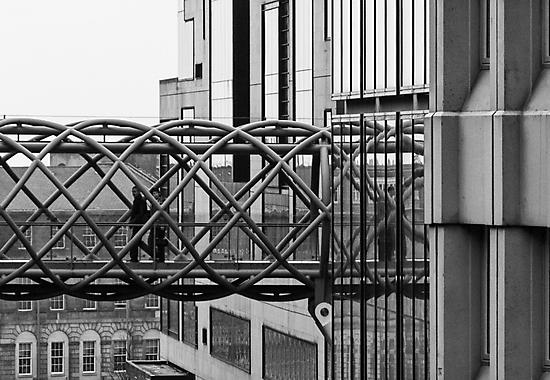 Bendy Bridge by Lynne Morris