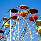 ferris wheel by snehit