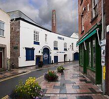 Plymouth Gin Distilery: The Barbican Plymouth. UK. by DonDavisUK