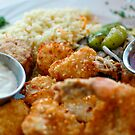 Seafood Dinner - Sarasota, Florida by rjhphoto