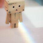 Danbo - Rainbow by jdreamer