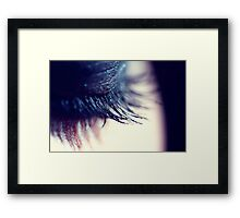 Everything Was Beautiful and Nothing Hurt Framed Print