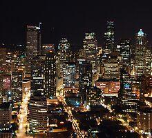 Seattle: Retail Core by John Schneider