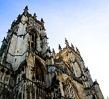 York Minster by Jonathon Wilson