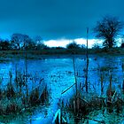 Woodville Lake in Derbyshire by nataraki76