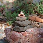 Rock Pile by Dionne A. Ward