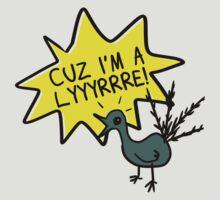 Cuz I'm a Lyre! by Frank Pena