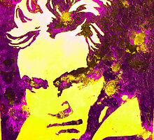 Beethoven by Ernest Mohs