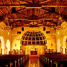 Old Florida Church by njordphoto