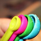 Measuring Spoons! by Ashie Bear