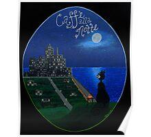 Caffe alla Notte Poster