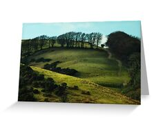 Meldon, Okehampton,Devon Greeting Card