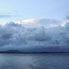 Thunderheads at Slade Point by AnnieD