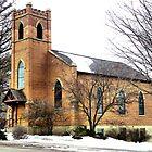 The Chapel Hill Church by wiscbackroadz