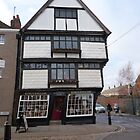 King's English Shop, Canterbury by Patrick Noble