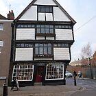 King's English Shop, Canterbury by Patrick Noble