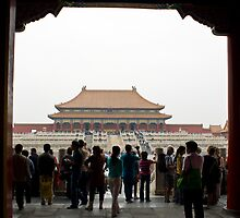 Forbidden City by Karen Millard