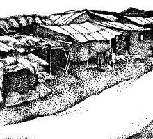 The Slums by eutopia