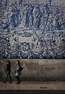 Azulejo by Ursula Rodgers