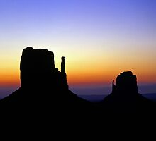 Monument Valley #10 by Mike Norton