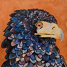Cedric (Bateleur) by Acey Thompson