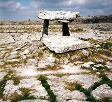 Poulnabroune, Burren, Co. Clare, Ireland by Breo