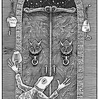 Queen Alice's Door by Gavin L. O'Keefe