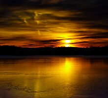 Fire & Ice by Dave Parrish