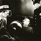 Film Noir Interrogation by Mike Rowley