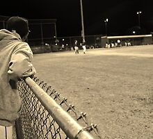 Baseball Field by Tanayri