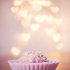 Cake hearts by Katieshires