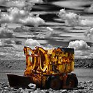 Retired worker - Broken Hill N.S.W. by AllshotsImaging