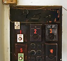 Control Panel by Ronojoy