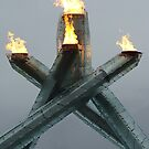 Olympic Cauldron 2010 by RobertCharles