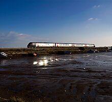 Boat Train by Richard Hamilton-Veal