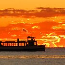 Bundeena Ferry  II by Graham Grocott