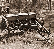 An old seeder by faulsey