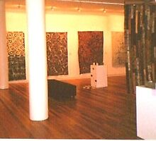 Group Exhibition. by Richard  Tuvey