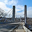 The New Fifth Street Bridge  by Rebecca Bryson