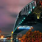 Sydney Harbour Bridge by Bill Fonseca