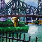Story Bridge I by GaffaUK