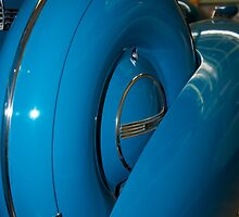 BLUE BUICK by FLYINGSCOTSMAN