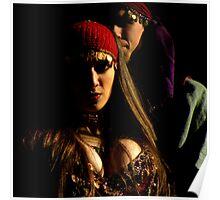 Renaissance Encounters : The Gypsies Poster