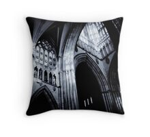For when the light fades Throw Pillow