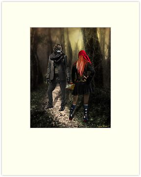Little Red Riding Hood (2010) by Anna Shaw