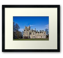 Grand Living Framed Print