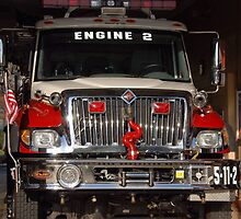 Engine 2 by John Schneider