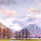 Late Afternoon by Brotherswater by Roantrum