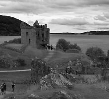 Urquhart Castle 4 by WatscapePhoto
